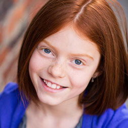 RS COMMERCIAL TALENT - Roxie R.
